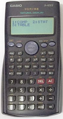 Casio Fx 82es Calculator Org