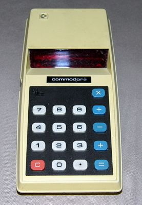 Commodore 774D