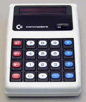 Commodore Minuteman 3M