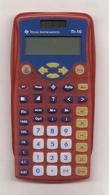 Texas Instruments TI-10