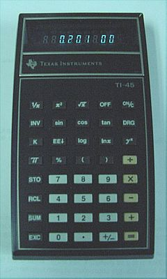 Texas Instruments TI-45