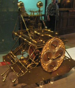 John Harrison's First Chronometer